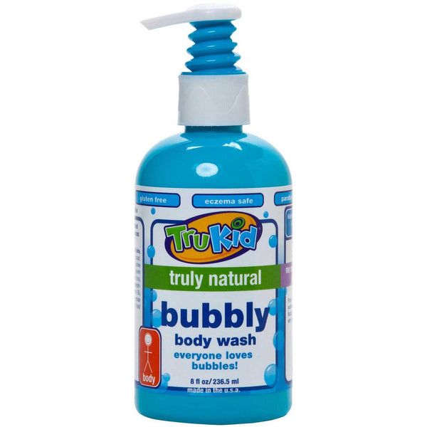 TruKid Bubbly Body Wash, 236.5 ml