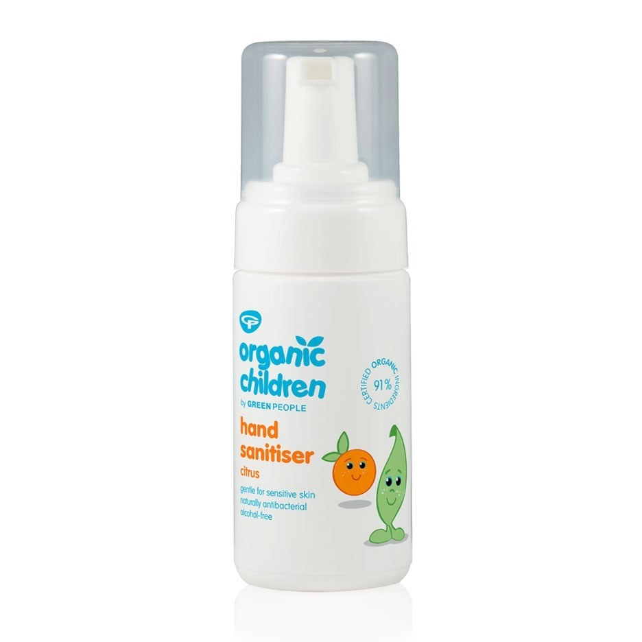 Green People Organic Children Sticky Hand Sanitiser, 100 ml.