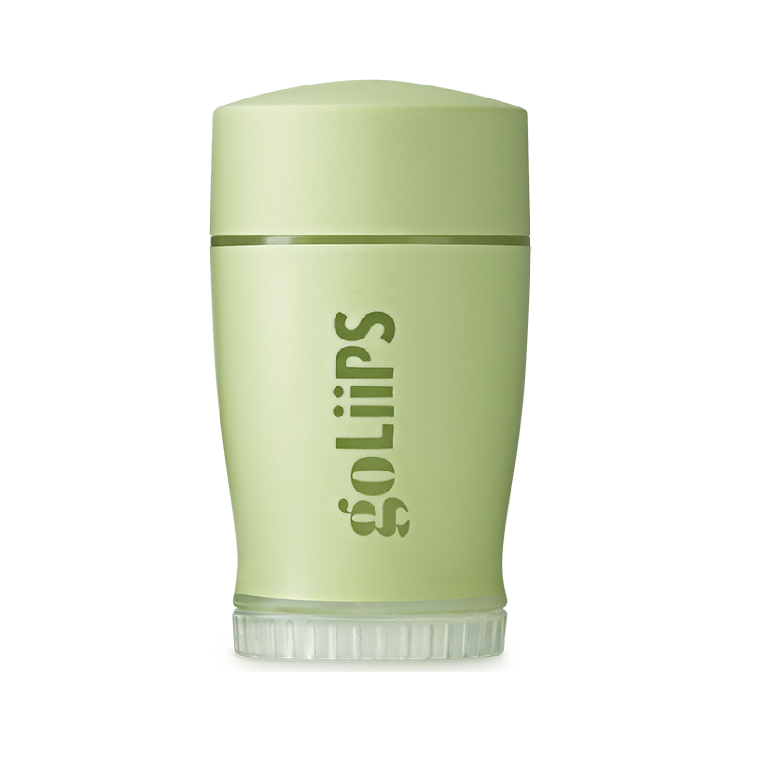 goLiips Lip Balm Twist- Mint Green Tea, 4g.
