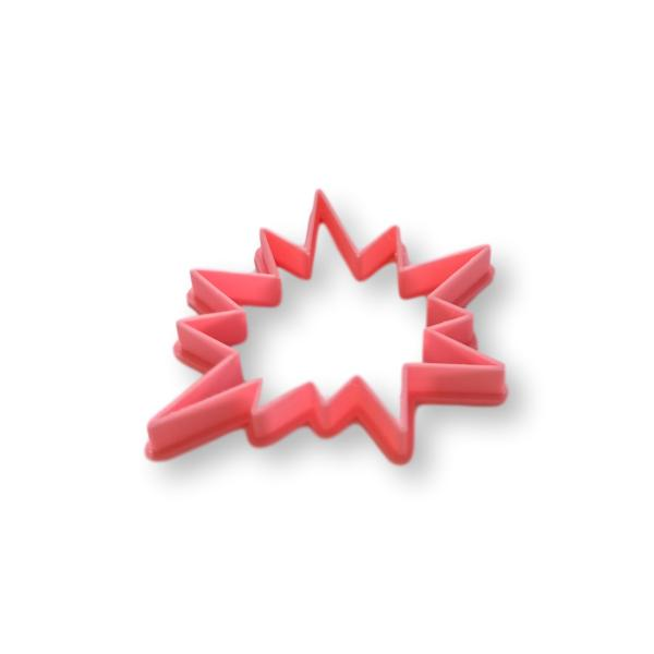 POW! Comic Cookie Cutter