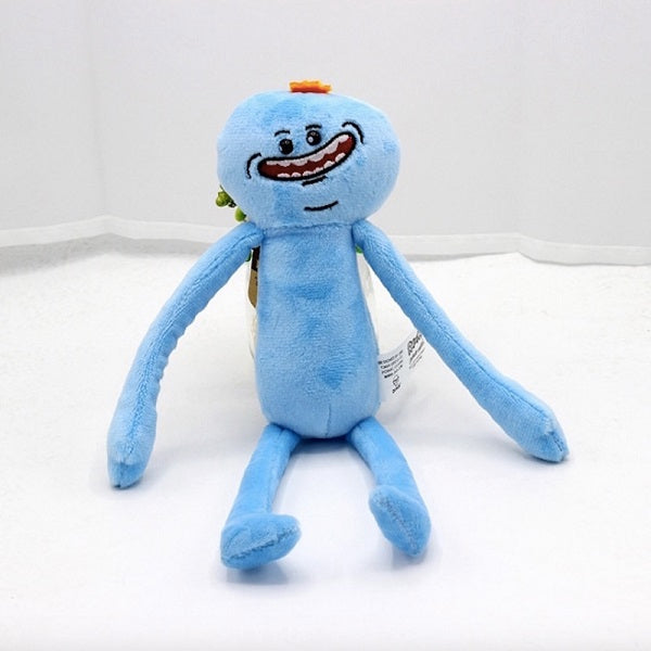 Rick and Morty Mr. Meeseeks Plush Toy