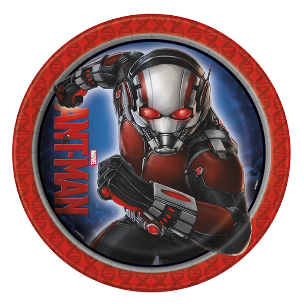 Antman Edible Cake Topper