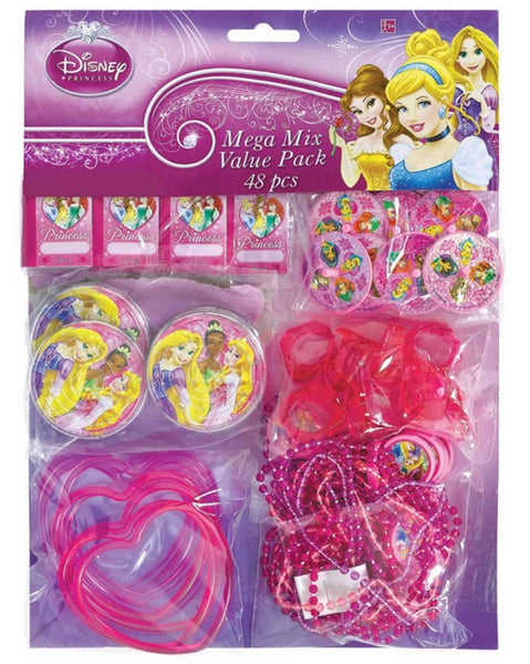 Disney Princess Favors Mega Pack