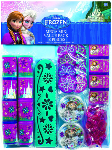 Frozen Favors Mega Pack
