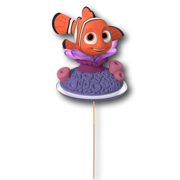Finding Nemo Card Cake Topper