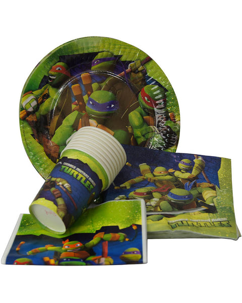 TMNT 40 Piece Party Pack