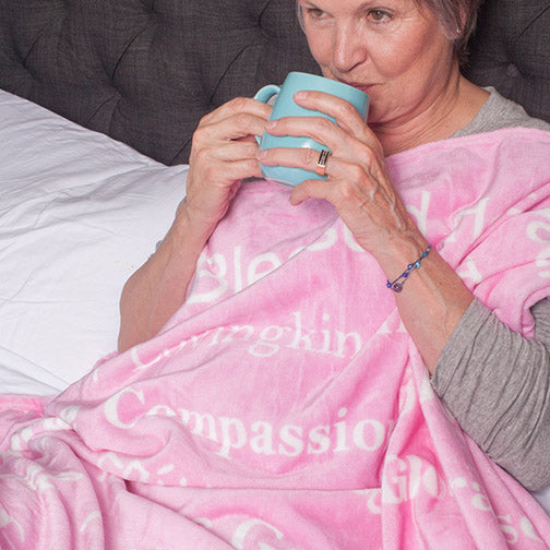 BlankieGram Provides Comfort & Warmth During a Hospital Stay