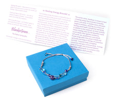 Load image into Gallery viewer, Handmade Healing Energy Bracelet The Perfect Caring Gift (Gray)