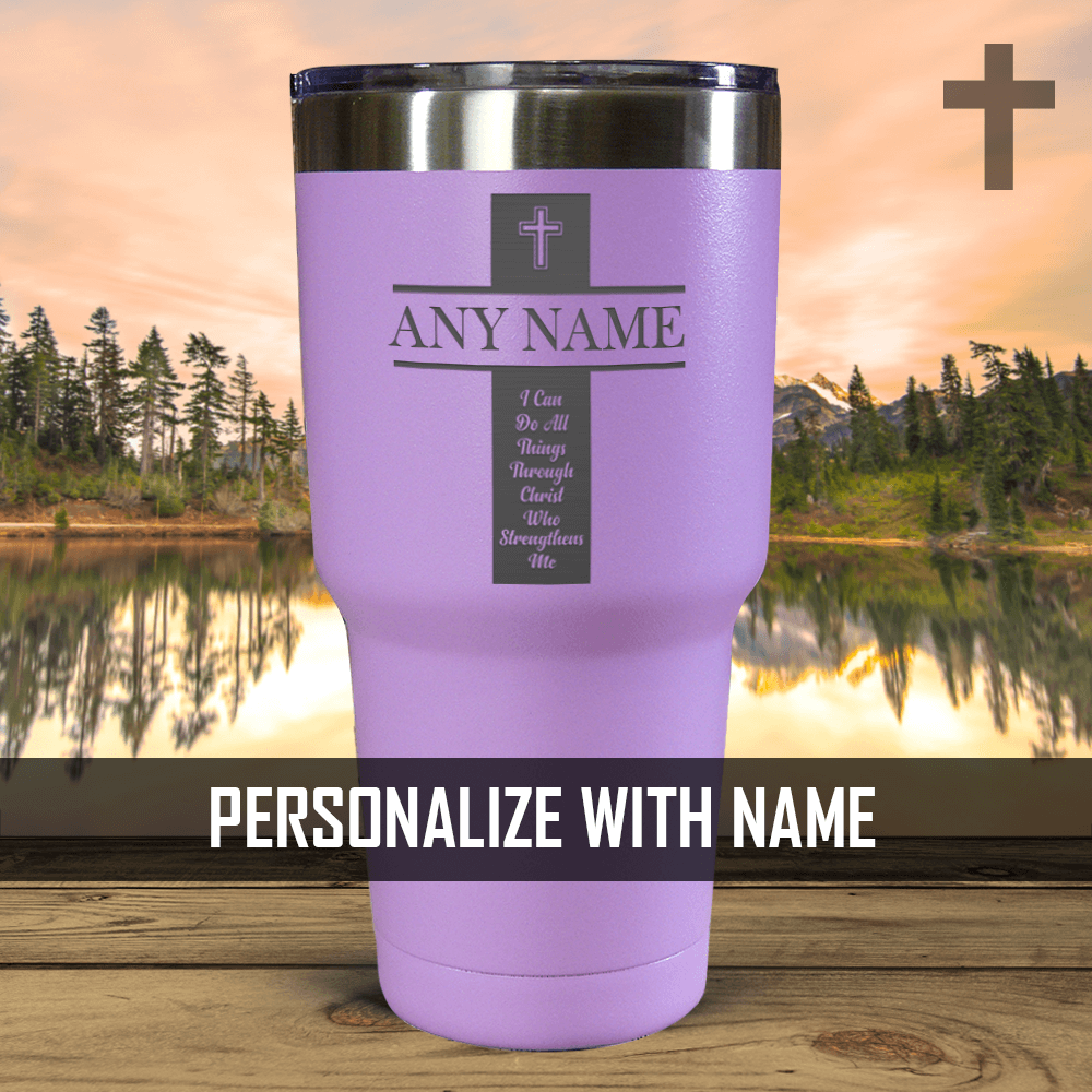 personalized i can do all things 30 20oz tumblers faithabove