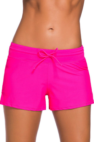 Women's Rosy Swim Boardshort