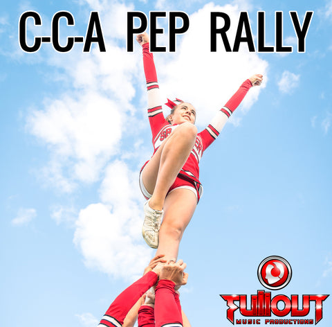 CCA Band Chant: C-C-A Pep Rally- 0:30