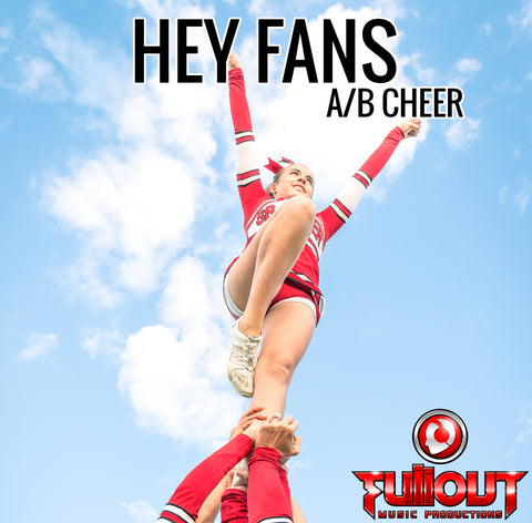 CCA A/B Cheer: Hey Fans- 0:45