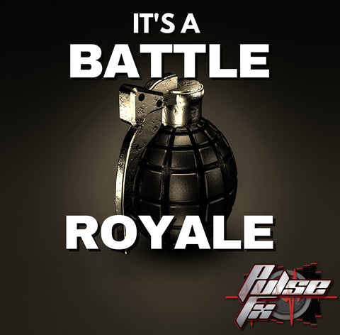 It's A Battle Royale- 1:00