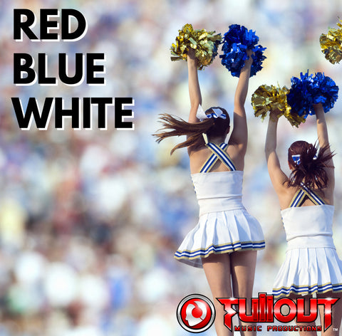 CCA Band Chant: Red Blue White