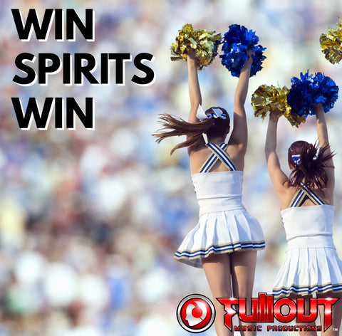 CCA Band Chant: Win Spirits Win