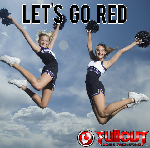 CCA Band Chant: Let's Go Red