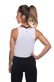 Accelerated Women's Toning Crop Tank