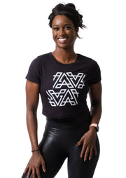 Accelerated Women's Classic Crop Tee