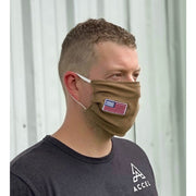 Cotton Flag Anti-Bacterial Face Mask (PACK of 10)