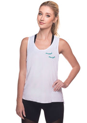 PRE-SALE: Manifest That $hit Breathe Tank