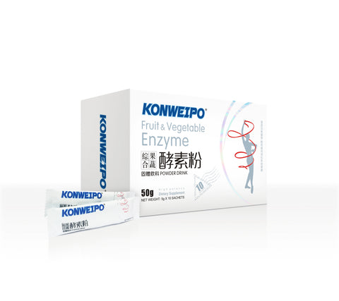 KonWeiPo Fruit & Vegetable Enzyme Powder Drink