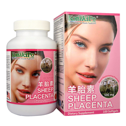 羊胎素 (Sheep Placenta) 100's
