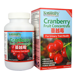 蔓越莓 (Cranberry Fruit Concentrate) 100's
