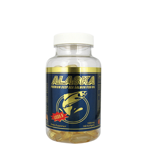 USD9.9 深海魚油 (USD9.9 Deep Sea Fish Oil) 100's