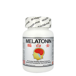 腦白金 (Melatonin) 60's