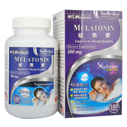 褪黑素 (Melatonin) 100's