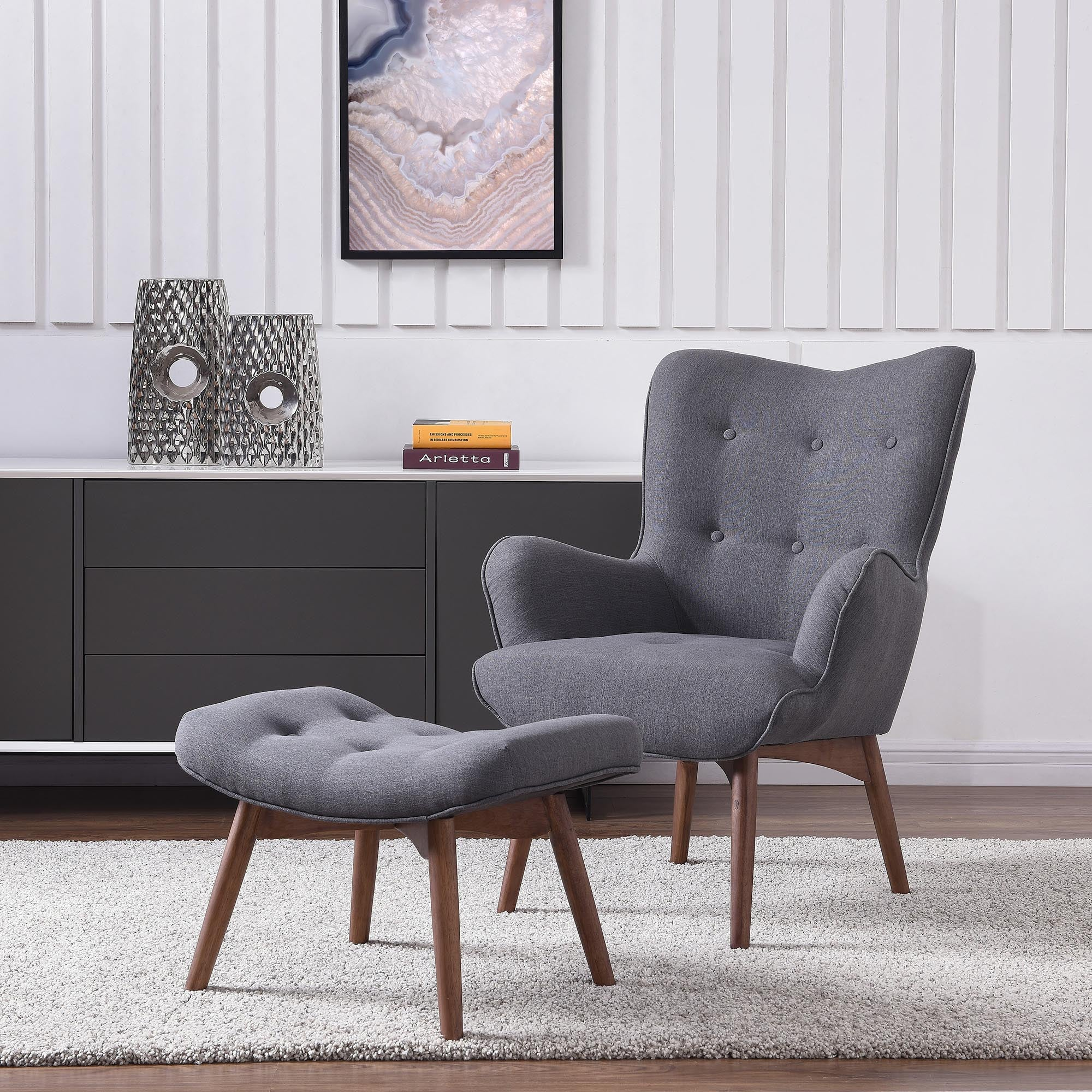 luna select sauder accent chair products