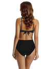 Zeraca Women's Hipster Bottom Adjustable Bralette Bikini Bathing Suits