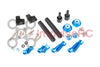 "Alien 4"" Fastener Spares Kit - Blue"