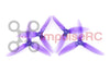 HQ Prop Durable 5x4.8x3 V1S - Purple (4 Pack)