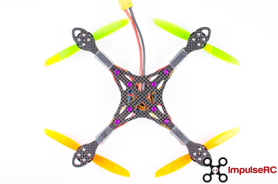 Warpquad - String Theory - 200mm Frame Kit