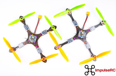 Warpquad - 270mm Frame Kit (4mm Arms)