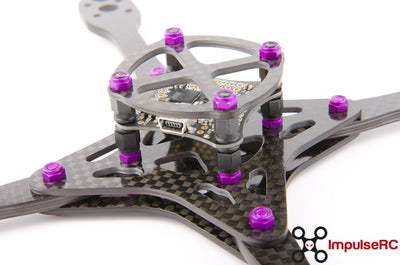 Warpquad - 230mm Frame Kit (4mm Arms)
