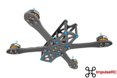 "**Limited Edition** ICE Blue Alien 4.5"" Frame Kit"