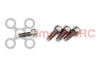 M3 x 8mm - HT bolt Gunmetal - (4 Pack)