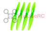 HQ Prop PC 7x4.5 V1S - LIGHT GREEN (4 Pack)