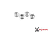 Stainless Steel M2.5 Pressnut (4 Pack)
