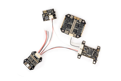 Apex OSD Wire Harness Kit - KISS