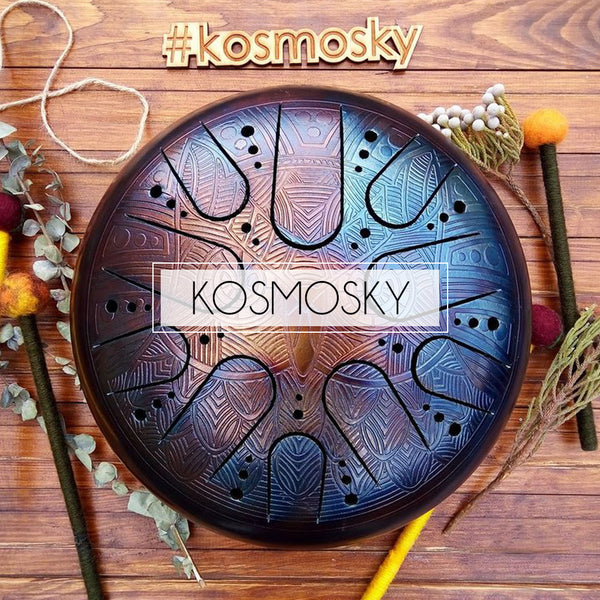Kosmosky Steel Tank Drums