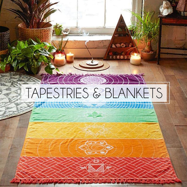 Tapestries & Blanket Roundies