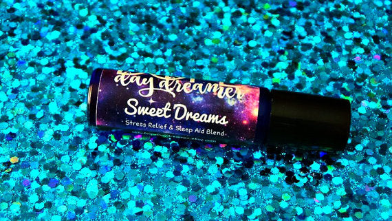 Sweet Dreams Stress Relief & Sleep Aid (US Only)