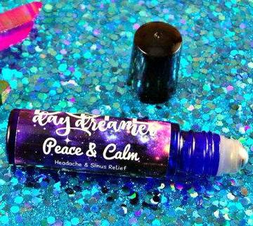 Peace & Calm Headache & Sinus Relief (US Only)
