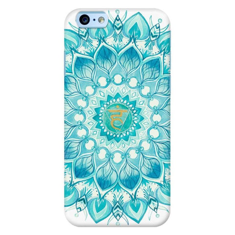 Phone Cases - Throat Chakra