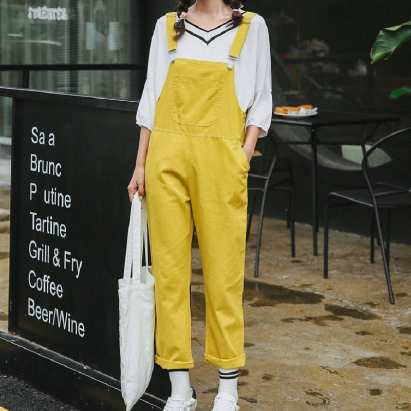 New Beginnings Overalls (2 Colors)