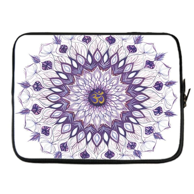 Laptop Sleeve - Crown Chakra