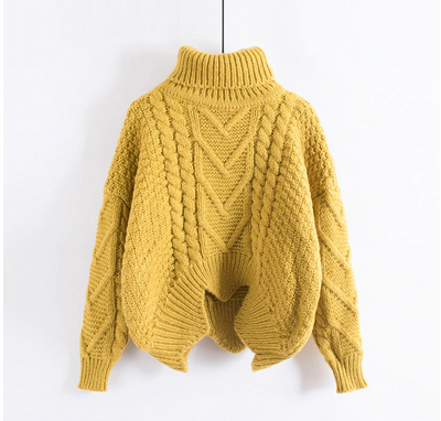 Nadine Turtleneck Sweater (4 Colors)